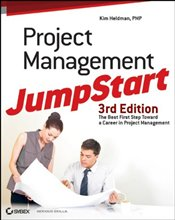 Project Management JumpStart 3e - Heldman, Kim