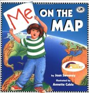 Me on the Map (Dragonfly Books) - Sweeney, Joan