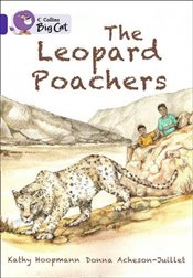 Collins Big Cat - The Leopard Poachers: Band 16/ Sapphire - Hoopmann, Kathy