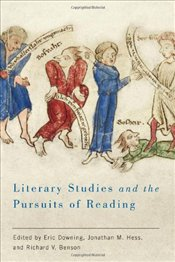 Literary Studies and the Pursuits of Reading - Downing, Eric