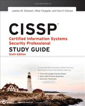 CISSP : Certified Information Systems Security Professional Study Guide 6e - Stewart, James M.