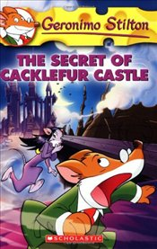 Secret of Cacklefur Castle (Geronimo Stilton #22) - Stilton, Geronimo