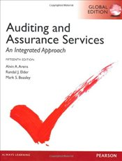 Auditing and Assurance Services 15e PGE - Arens, Alvin