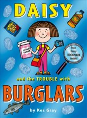 Daisy and the Trouble with Burglars  - Gray, Kes