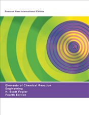 Elements of Chemical Reaction Engineering 4e PNIE - Fogler, Scott H.