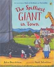 Spiffiest Giant in Town - Donaldson, Julia