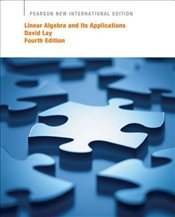 Linear Algebra and Its Applications 4e PNIE - Lay, David C.