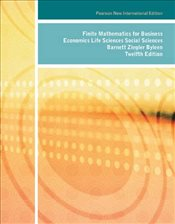 Finite Mathematics for Business, Economics, Life Sciences and Social Sciences 12e PNIE - Barnett, Raymond A.