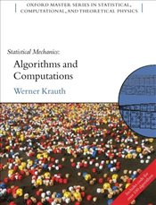 Statistical Mechanics : Algorithms and Computations - Krauth, Werner