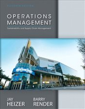 Operations Management 11E - Heizer, Jay