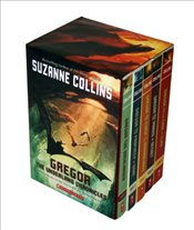 Gregor Boxed Set #1-5 (Underland Chronicles) - Collins, Suzanne
