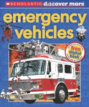 Scholastic Discover More : Emergency Vehicles - Arlon, Penelope