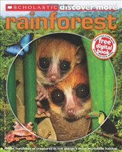 Scholastic Discover More : Rainforests - Arlon, Penelope