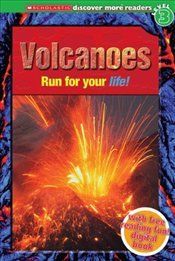 Scholastic Discover More Reader Level 3 : Volcanoes - Arlon, Penelope