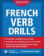 French Verb Drills, 4e - De Sales, R. De Roussy