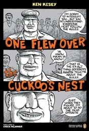 One Flew Over the Cuckoos Nest : Graphic Deluxe Edition - Kesey, Ken