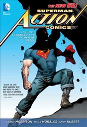 Superman Action Comics Volume 1: Superman and the Men of Steel TP (The New 52) - Morrison, Grant