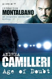 Age of Doubt : Inspector Montalbano Mysteries - Camilleri, Andrea
