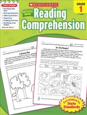 Scholastic Success with Reading Comprehension, Grades 1 - Wolfe, Robin