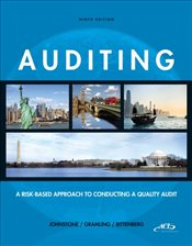 Auditing: A Risk-Based Approach to Conducting a Quality Audit 9E [With CDROM] - Johnstone, Karla M.