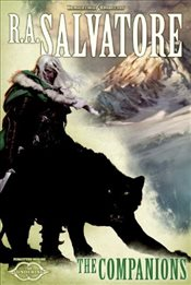 Companions : The Sundering Book 1 : Legend of Drizzt Series-27 - Salvatore, R. A.