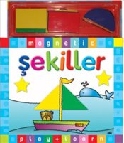 Şekiller : Magnetic Play Learn -