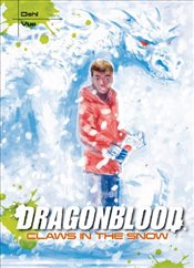 Claws in the Snow (Dragonblood) - Dahl, Michael