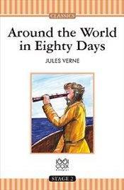 Around The Worl In Eighty Days  : Stage 2 - Verne, Jules