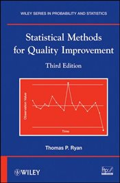 Statistical Methods for Quality Improvement (Wiley Desktop Editions) - Ryan, Thomas P.