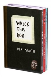 Wreck This Box Boxed Set - Smith, Keri