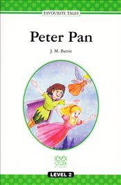Peter Pan : Level 2 - Barrie, James Matthew