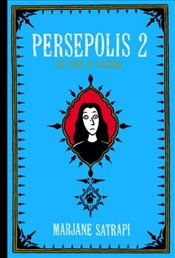 Persepolis 2: The Story of a Return - Satrapi, Marjane