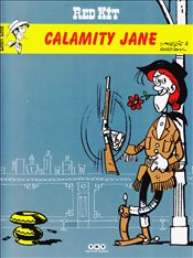 Red Kit 71 : Calamity Jane  - Goscinny, Rene