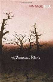 Woman In Black - Hill, Susan