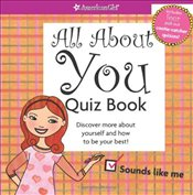 All about You Quiz Book : Discover More about Yourself and How to Be Your Best - Madison, Lynda