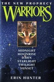 Warriors : The New Prophecy Box Set Volumes 1 to 6 - Hunter, Erin