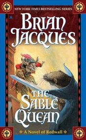 Sable Quean : A Novel Of Redwall - Jacques, Brian