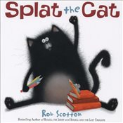 Splat the Cat - Scotton, Rob