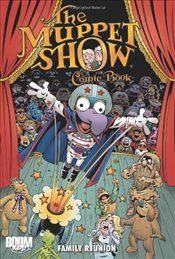 Muppet Show Comic Book : Family Reunion (Muppet Graphic Novels) - Langridge, Roger