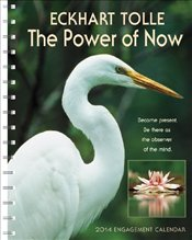Power of Now 2014 Calendar - Tolle, Eckhart