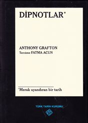 Dipnotlar - Ciltli - Grafton, Anthony