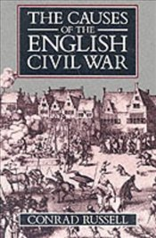 Causes of English Civil War : Ford Lectures - RUSSELL, CONRAD