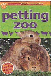Scholastic Discover More Reader Level 1 : Petting Zoo - Arlon, Penelope