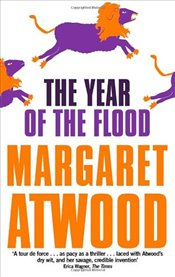 Year of the Flood - Atwood, Margaret
