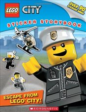 Lego City : Escape from Lego City! - Scholastic,