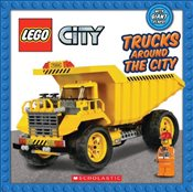 Lego City : Trucks Around the City - Scholastic,