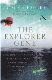Explorer Gene - Cheshire, Tom
