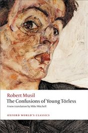 Confusions of Young Törless - Musil, Robert