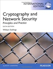 Cryptography and Network Security 6e : Principles and Practice - Stallings, William