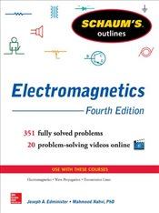 Schaums Outline of Electromagnetics 4e -